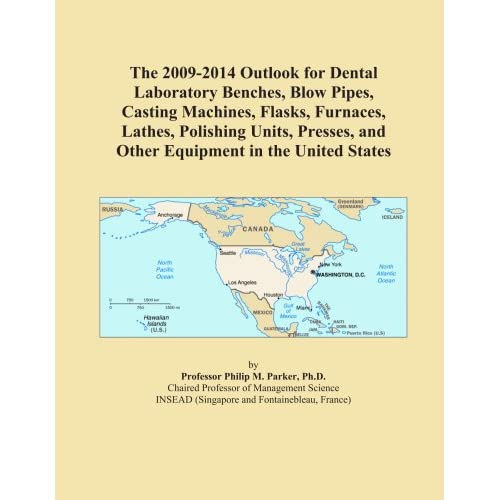 The 2009-2014 Outlook for Dental Laboratory Benches, Blow Pipes, Casting Machines, Flasks, Furnaces, Lathes, Polishing Units, Presses, and Other Equipment in Greater China Icon Group International