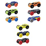 Nerf Nitro C0774EU40 Foam Cars pack of 3 (Models at Random)