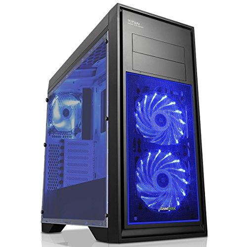 game-max-scocca-titan-per-pc-da-gaming-nero-blue-fan-black