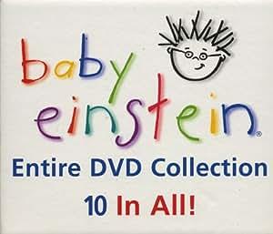 10PK/BABY EINSTEIN ASAP DVD PPKS