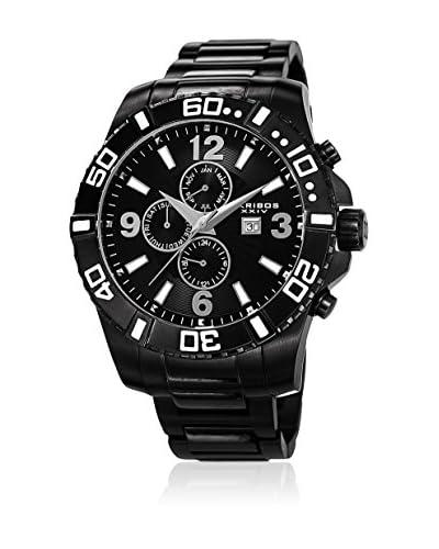 Akribos XXIV Reloj con movimiento cuarzo suizo Man AK671BK 51 mm