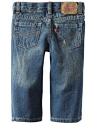 Levis Baby Boys Infant Relaxed Straight
