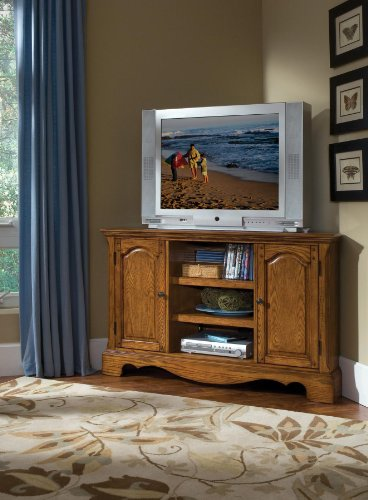 Image of Country Casual Corner Entertainment TV Stand (5538-07)