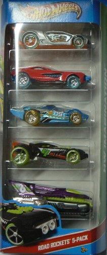 Hot Wheels Hw Imagination Road Rockets 5-Pack