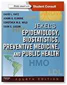 Jekel's Epidemiology, Biostatistics, Preventive Medicine, and Public Health: With STUDENT CONSULT Online Access, 4e (Jekel's Epidemiology, Biostatistics, Preventive Medicine, Public Health)