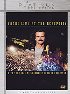 Yanni - Live At The Acropolis/The Platinum Collection