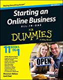 img - for Starting an Online Business All-in-One For Dummies book / textbook / text book