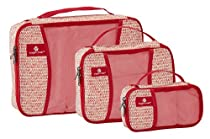 Eagle Creek Pack-It Cube Set, Repeal Red