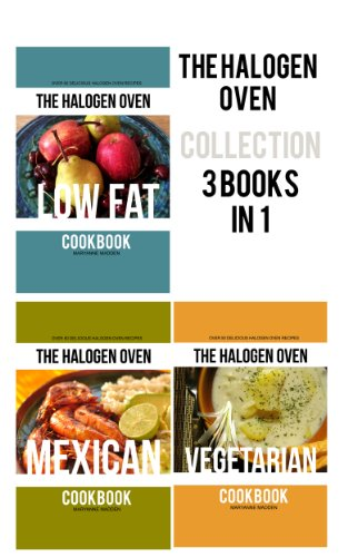 The Halogen Oven Cookbook Collection