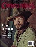 img - for Cowboys & Indians V. 16 #8 December 2008 Hugh Jackman book / textbook / text book
