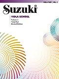 Suzuki Viola School, Volume 3: Viola Part (Suzuki Method Core Materials)