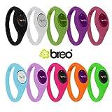 【breo Venture Watch】 ブレオ ベンチャー シリコンアナログウォッチ 3気圧防水