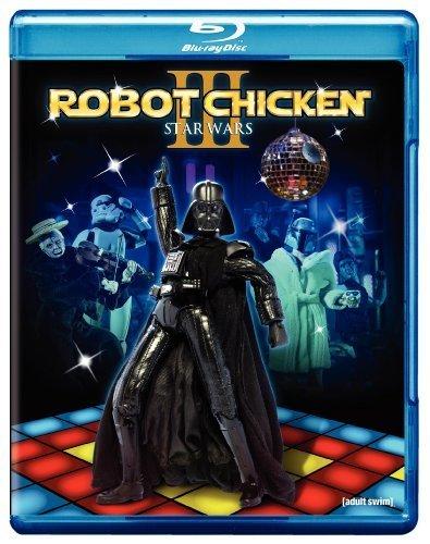 Robot Chicken: Star Wars Episode III [Blu-ray] by Cartoon Network