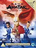 Avatar - The Last Airbender: The Complete Book 1 Collection [DVD]