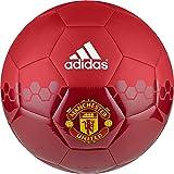 Adidas Men Football Ball MUFC Size-5
