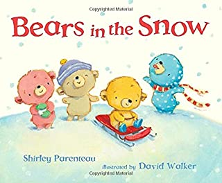 Book Cover: Bears in the snow.