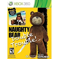 Naughty Bear - Double Trouble