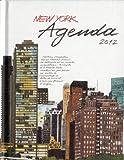 echange, troc Moireau Fabrice - New York Agenda 2012. Petit Format