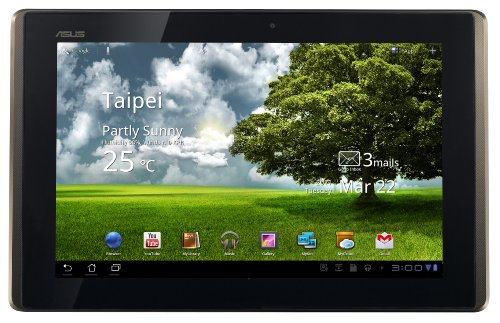 ASUS Eee Pad Transformer 10.1-Inch Tablet