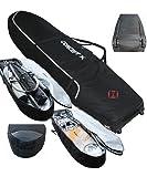 CONCEPT X Doppel Boardbag 7.3 PIPE PRO XX Freestyle Wave