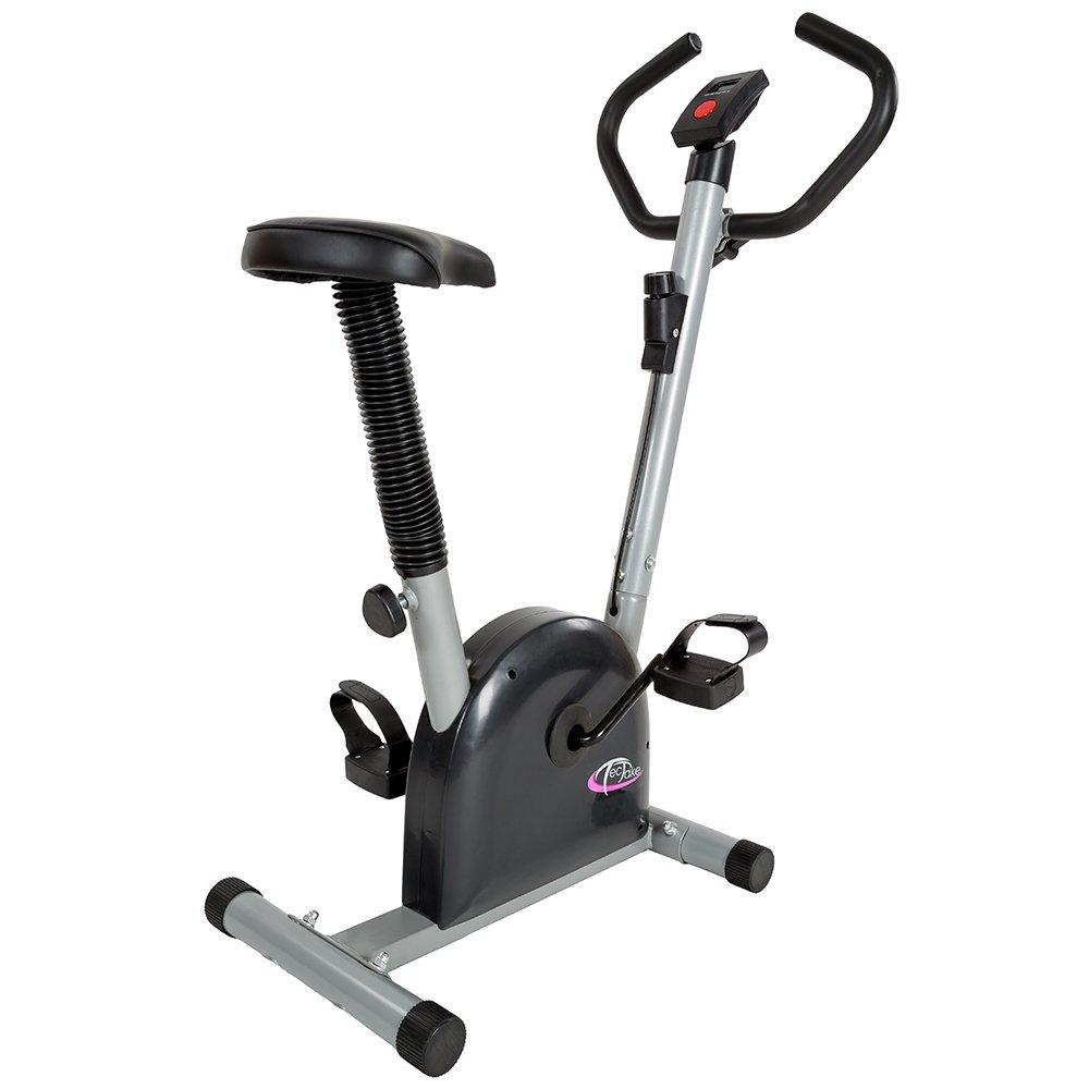 TecTake maquina fitness bicicleta estatica
