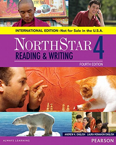 Northstar Reading and Writing: Student Book 4