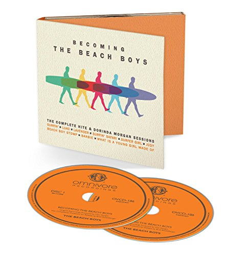 The Beach Boys - Becoming The Beach Boys: The Complete Hite & Dorinda Morgan Sessions (2cd) - Zortam Music