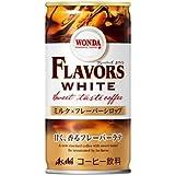 ワンダ フレーバーズ ホワイト 185g×30本