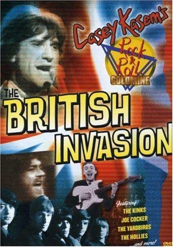 British Invasion Bands