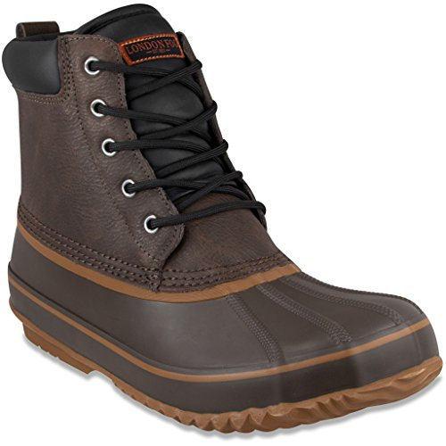 london-fog-mens-ashford-waterproof-and-insulated-duck-boot-brown-11-m-us
