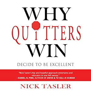 Why Quitters Win Audiobook