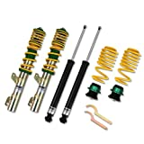 Weitec HICON GT Coilover Kit (Rear Axle Eye Mounting) for Ford Ka (RBT) Built 1999-4/2000 (Front Axle -720 kg) / Ford Ka (RBT) Built 05/2000- (Front Axle -720 kg)