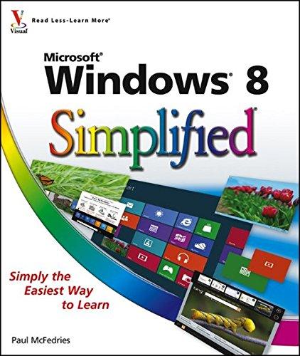Windows 8 Simplified (Windows 8 Visual compare prices)