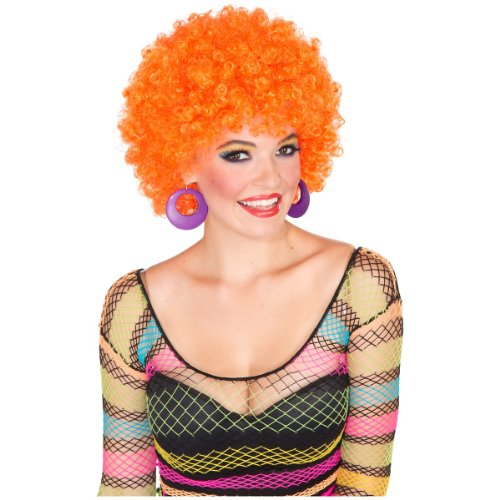 Afro Wig Costume Accessory