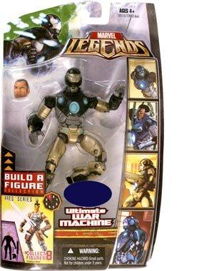 Buy Low Price Hasbro Marvel Legends Exclusive Ares Build-A-Figure Wave Action Figure Ultimate War Machine (B001KWLUMO)
