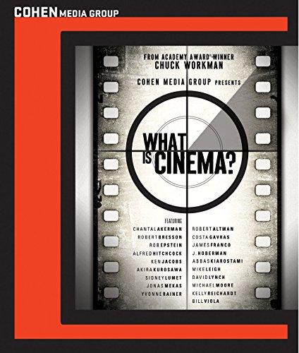 What Is Cinema? [Blu-ray]