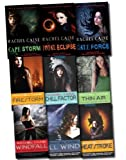 Weather Warden Series 9 Books Collection Set Rachel Caine (Total eclipse, Cape storm, Gale force, Chill Factor, Windfall, Ill Wind, Heat Stroke, Firestorm, Thin Air) Rachel Caine