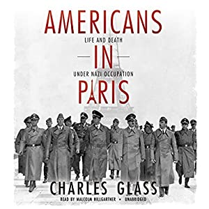 Americans in Paris Audiobook