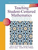 Teaching Student-Centered Mathematics: Developmentally Appropriate Instruction for Grades Pre K-2 (Volume I) (2nd Edition) (New 2013 Curriculum & Instruction Titles) 2nd by Van de Walle, John A., Lovin, Lou Ann H., Karp, Karen H, Bay (2013) Paperback