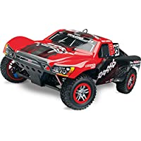 Traxxas 59076-1 Slayer Pro 4X4: 4WD Nitro-Powered Short Course Truck, Ready-To-Race (1/10-Scale), Co