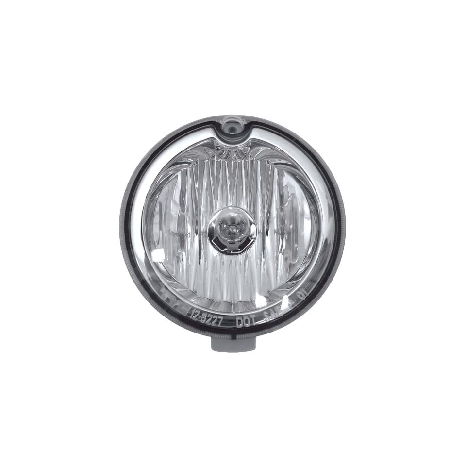 TYC 19 5747 00 Ford Driver/Passenger Side Replacement Fog/Parking Lamp Assembly