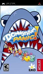 Downstream Panic! - PlayStation Portable