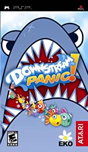 Downstream Panic! - PlayStation Portable