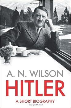 hitler biography book