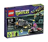 51xP1ukPqHL. SL160  LEGO Ninja Turtles Stealth Shell in Pursuit 79102