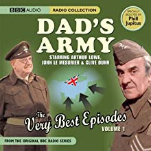 Dad's Army: The Very Best Episodes Volume 2 Radio/TV Program by Phill Jupitus Narrated by  uncredited