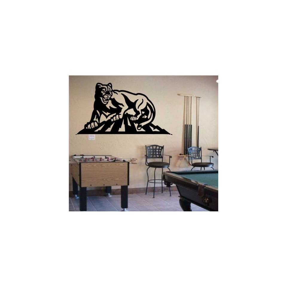 Ncaa Wall Mural Vinyl Sticker Sports Logos Brigham Young Cougars (S096)