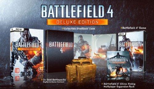 Battlefield 4 Deluxe Edition galerija