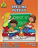 img - for Spelling Puzzles Grade 1 book / textbook / text book
