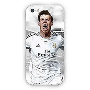 EYP Real Madrid Bale Back Cover Case for Apple iPhone 5S